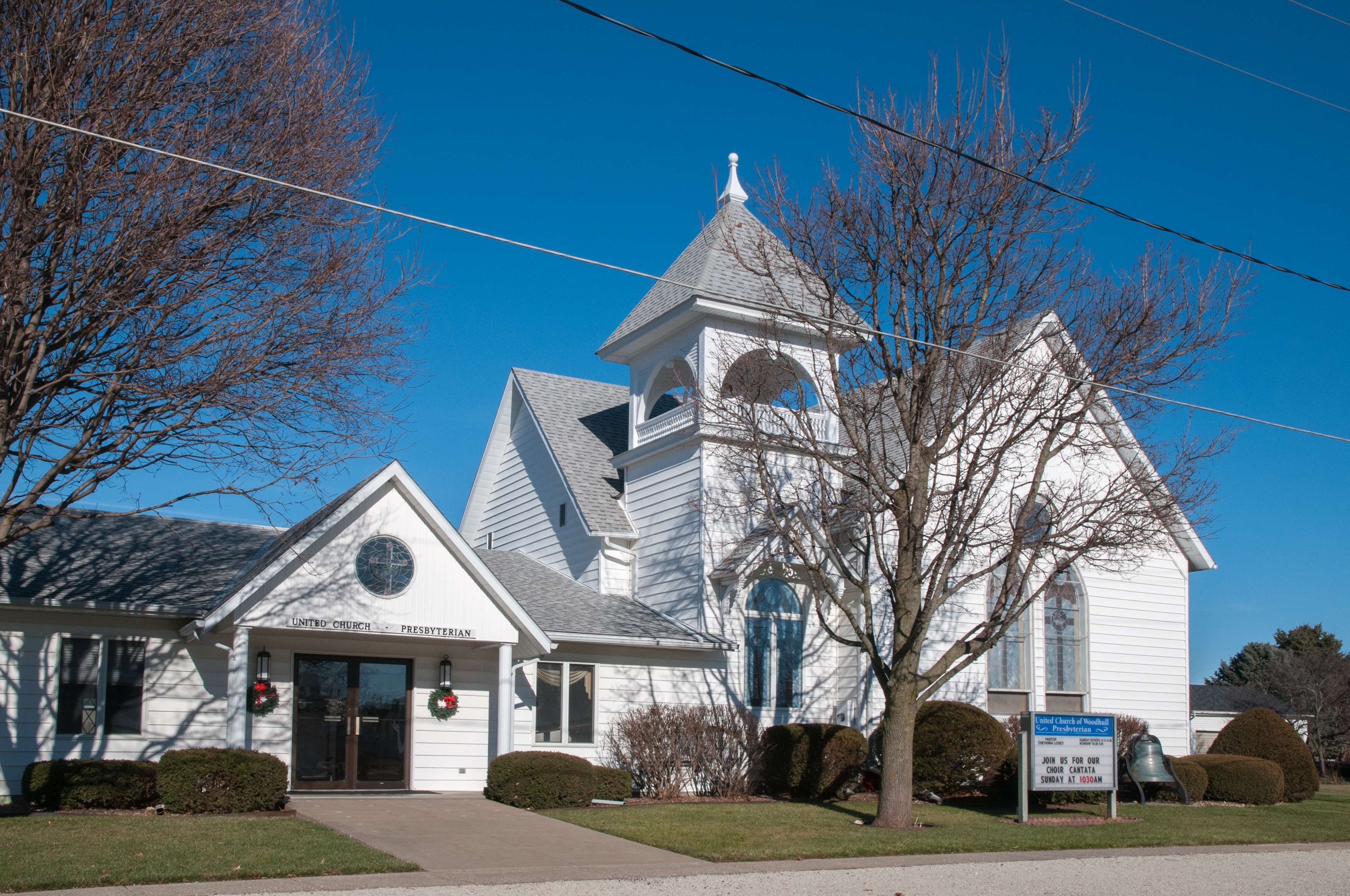 United Church Woodhull